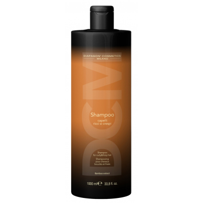 DCM Shampoo for Curly and Frizzy Hair