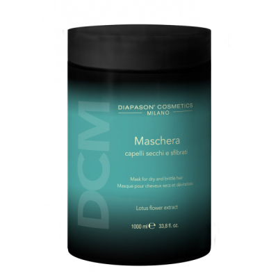 DCM Mask for Dry and Brittle Hair