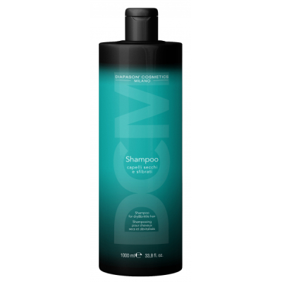 DCM Shampoo for Dry and Brittle Hair