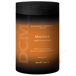 DCM Mask for Curly and Frizzy Hair