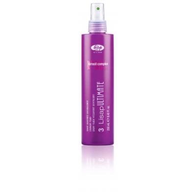 выпрямление волос lisap ultimate ultimate straight fluid 250 мл.